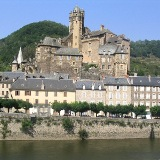 Estaing, un des plus beaux villages d'Aveyron